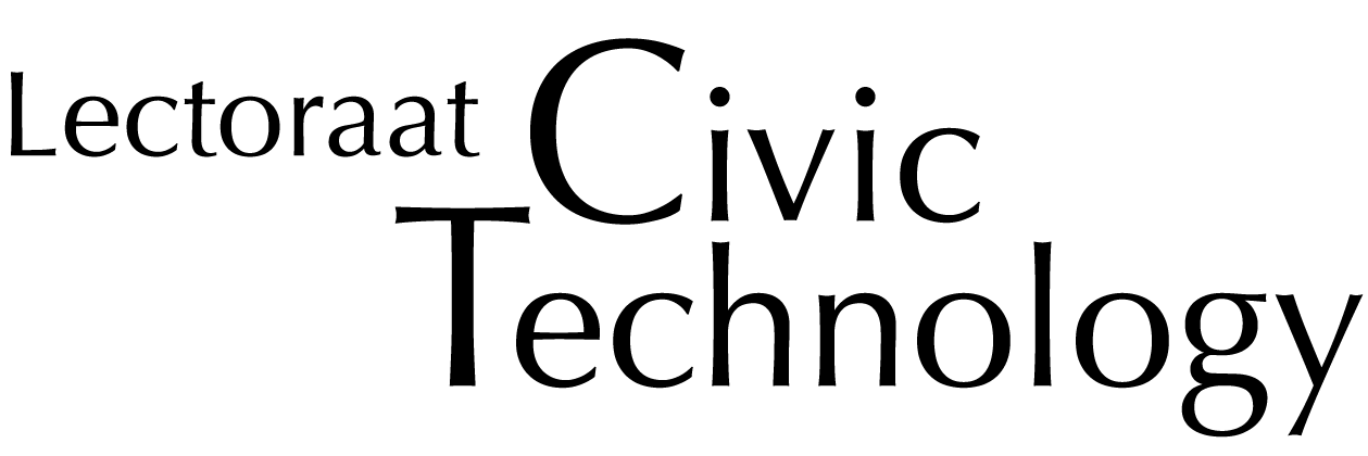 Lectoraat Civic Technology
